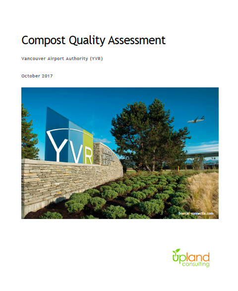 Compost Quality Assessment - Vancouver Airport Authority (YVR)
