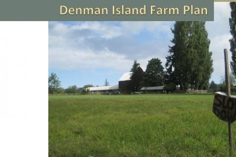 Denman Island Farm Plan