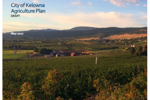 City of Kelowna Agricultural Plan