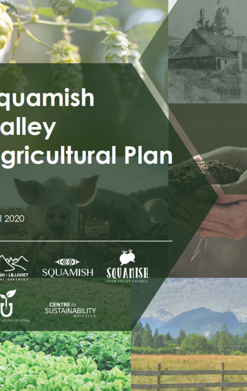 Squamish Valley Agricultural Plan