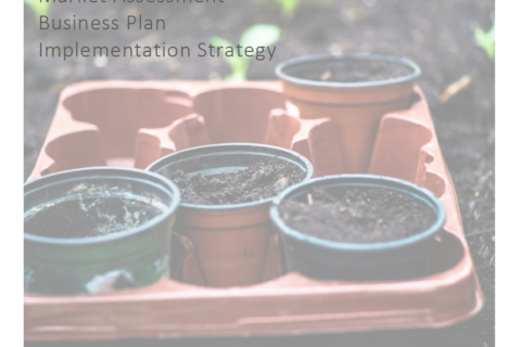 Lil'wat Nation Agricultural Opportunities Implementation and Business Plan